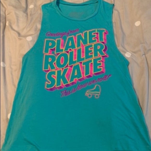 Tops Planet Roller Skate Tank Top Poshmark Submitted 4 hours ago by rachelin5d. poshmark